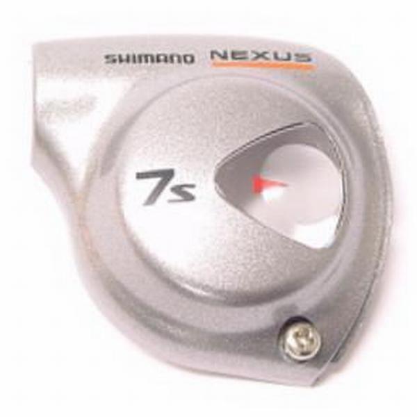 Afdekkap SHIMANO Nexus 7 SB-7S45 shifter - zilver per stuk