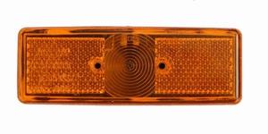 Contourverlichting oranje opbouw rechthoekig
