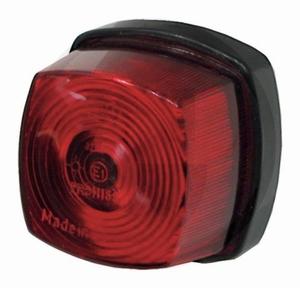 Breedtelicht rood 60 x 65 x 45 mm