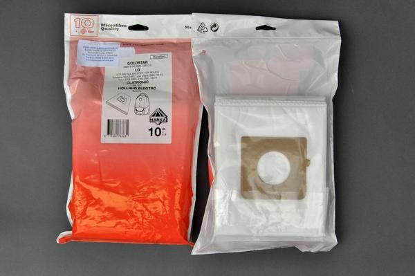 Clatronic Microvezel 10 stuks + 1 filter