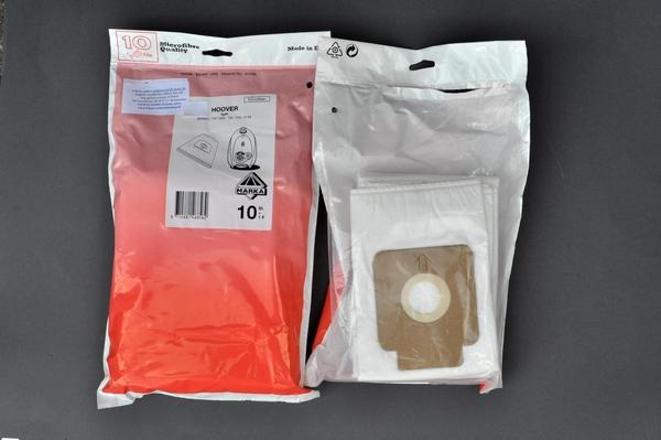Electrolux 10 stuks + 1 filter