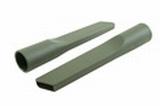 Spleet/ kieren/ plinten zuiger 30mm/ 21,5cm lang, olijfbruin