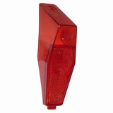 Spanninga achterlichtkapje voor Spanninga achterlicht SP8