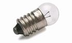 Lampje 6 v 0.05 amp. 0.06 watt normaal achter 20 stuks