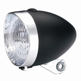 Union koplamp Retro led batterij chroom, Smart