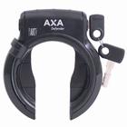 Axa ringslot Defender zwart/zwart