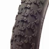 Buitenband 12 1/2x2 1/4 BMX Zwart