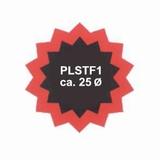 Tip -TOP pleister F1 / 25 mm per stuk