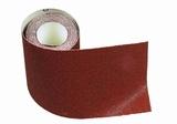 Rol schuurpapier 5 meter x 118 mm. korrel 100 fijn