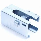 Disselbeveiliger overdekslot (kokermodel) m. pen zonder slot