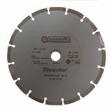 Diamantschijf -gesegmenteerd- 180x2.3x22,23mm