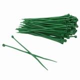 Kabelbandje -MM- 2.5x100 (100st)- GROEN