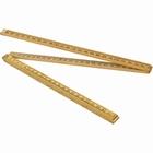 Schuil timmermansduimstok hout 1 meter