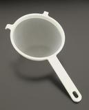 Metaltex vergiet kunststof wit middel 14 cm.